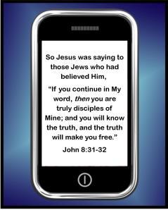 Phone Scripture