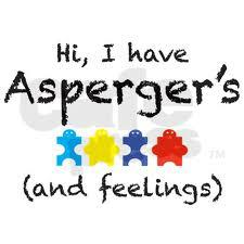 aspergers feelings